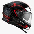 SUOMY SPEEDSTAR - GLOW RED Sport Touring Helmet