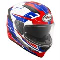 SUOMY SPEEDSTAR - CAMSHAFT Blue White Red Sport Touring Helmet